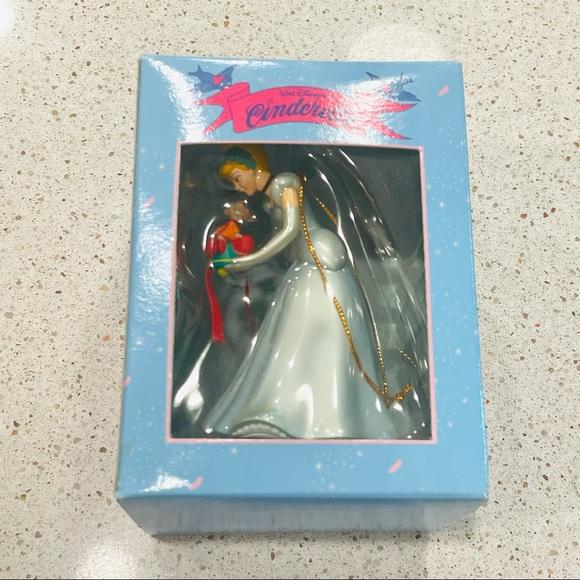 Disney Cinderella Holiday Christmas Ornament New
